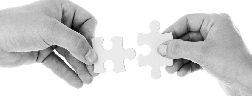 connessione tra le persone: guarigione